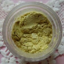 Baby gold Pearl Dust 4 grams Cake Decorating Dust Great for Gum Paste Deco