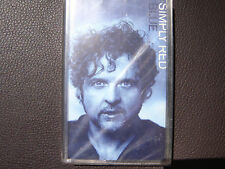 Simply Red - Blue AUDIO CASSETTE TAPE New, Sealed, BG edition, Rare Out of Print