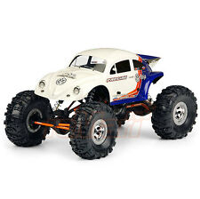 PRO-LINE Volkswagen Baja Bug Clear Body Crawler Axial AX10 SCX10 CR-01 #3238-40