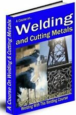 How To Weld and Cut Steel - PDF eBook With Resell Rights