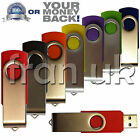 64GB Swivel USB 2.0 Flash Drive Memory Stick Pen Storage Device Thumb U Disk UK