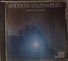 Andreas Vollenweider : Down to the Moon CD (1990)