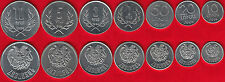 Armenia set of 7 coins: 10 luma - 10 dram 1994 UNC