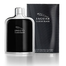 Jaguar Classic Black EDT Perfume for Men 100ml - Original Jaguar Eau De Toilette