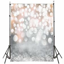 5x7ft Glitter Studio Props Vinyl Photography Backdrop Photo Christmas Background