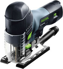 Festool CARVEX PS 420 EBQ-Plus 240V Pendulum Jigsaw in Systainer - 561590