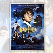 Manifesto Originale Harry Potter E La Pietra Filosofale - Formato: 100x140 CM
