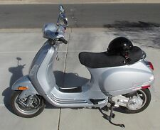 2007 vespa xl 50 scooter moped low mileage garage kept runs and drives great