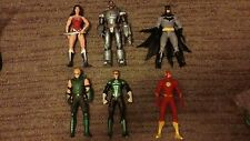 DC comics Collectibles NEW 52 Figures Lot ( 6 figures, Loose )