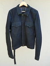 RICK OWENS DRKSHDW DENIM JACKET