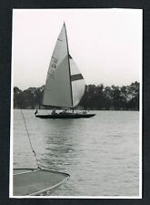 Foto-photo, barco de vela lago mar Sailing boat Lake sea Bateau a voile/111h