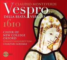 Vespro Della Beata Vergine, New Music
