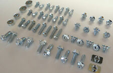 70pc CR PLASTICS BOLT KIT HONDA CR80 CR85R CR125R CR250R CR500 FENDERS SHROUDS