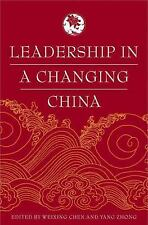 Leadership in a Changing China-ExLibrary