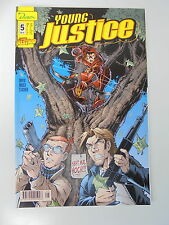 1x Comic -DC Dino- Young Justice - Nr. 5 - Z. 1/1-