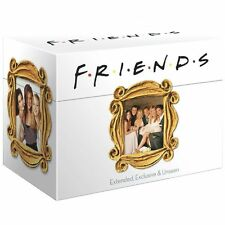 Friends TV Series Complete Season 1-10 1 2 3 4 5 6 7 8 9 10  New DVD Region  4