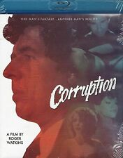 Corruption Blu Ray & DVD Vinegar Syndrome Roger Watkins Last House Dead End St