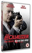 The Equalizer  Movie: Blood and Wine - DVD NEW & SEALED - Edward Woodward