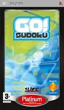Go! Sudoku Platinum SONY PSP IT IMPORT SONY COMPUTER ENTERTAINMENT