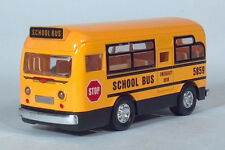 Ultra HTF Sunnyside GM GMC Old Look Short School Bus Die Cast Model 1:48