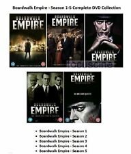 BOARDWALK EMPIRE COMPLETE COLLECTION 1 5 SERIES 1 2 3 4 5 NEW SEALED UK R2 DVD