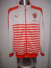 Arsenal Nike Jacket Adult XL Football Leisure Top Shirt Jersey Training Gunners