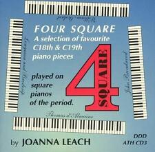Four Square: A Selection of 18th and 19th Century Piano Pieces, New Music