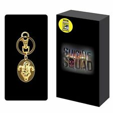 SDCC 2016 Exclusive Suicide Squad Joker Key Chain Keychain Pewter San Diego CC