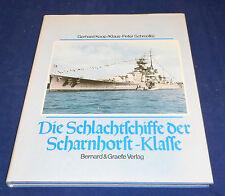 Koop / Schmolke - Die Schlachtschiffe der Scharnhorst-Klasse
