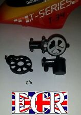 MJX T34 RC HELICOPTER PARTS & SPARES REAR TAIL BOOM FITTING & GEAR