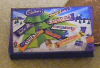 1:12 Scale Empty Cadburys Selection Packet Dolls House Miniature Food Accessory