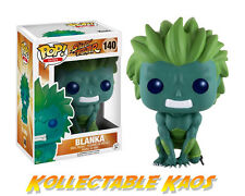 Street Fighter - Blanka Blue Green Pop! Vinyl Figure (RS)