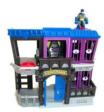 Fisher Price Pre School toys IMAGINEXT BATMAN  GOTHAM JAIL with  figure set