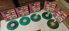 Funny Money Back Again LP Complete set 5 records KIX