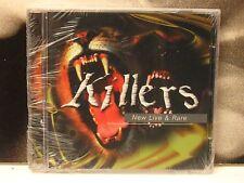 KILLERS ( DIANNO / IRON MAIDEN ) - NEW LIVE & RARE 2 CD FORATO / DRILL HOLE
