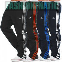 Adidas Essentials Climalite Mens Tracksuit Bottoms Gym Sports Joggers All Sizes