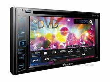 "NEW PIONEER AVH-170DVD MULTIMEDIA 6.2"" TOUCHSCREEN DVD CD CAR STEREO AUX USB"