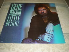 GENE WATSON - LITTLE BY LITTLE = SEALED UNPLAYED