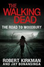 The Walking Dead: The Road to Woodbury (The Walking Dead Series)-ExLibrary