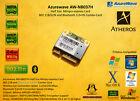 Atheros AR5B195 AR9285 AR3011 Half MiniPCIe Card 802.11N Wifi Bluetooth 3.0