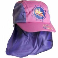 Official 'In The Night Garden Upsy Daisy' Girls Legionnaires Sun Hat 1-3yrs New