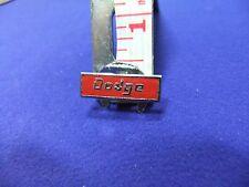 vtg badge dodge truck lorry commercial 1950s 60s dealership advert owner motors