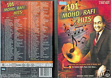 BOLLYWOOD, DVD, 101 MOHAMMED RAFI HIT VIDEO SONGS, 3 DVD SET, OLD HIT SONGS