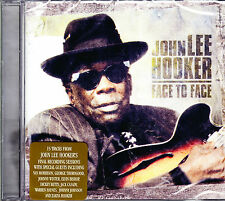 JOHN LEE HOOKER face to face CD NEU OVP/Sealed