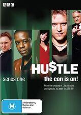 HUSTLE Series One 1 DVD R4