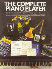 The Complete Piano Player 2 Sheet Music Book Only Learn How To Play Method