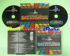 CD VERY BEST EUPHORIC DISCO BREAKDOWN 2004 DONNA SUMMER JACKSONS CERRONE (C22)mc