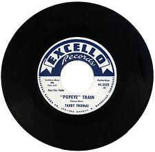 "TABBY THOMAS  "" ""POPEYE"" TRAIN""   KILLER R&B   LISTEN!"