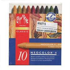 Neocolor Ii 10 Watersoluble Crayon Set-Autumn