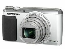OLYMPUS STYLUS SH-60 Compact Digital Camera|24x Zoom|16MP |Bonus 8GB SD Card